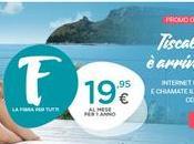 Fibra FTTH tiscali 1Gigabit/300M disponibile oggi Cagliari