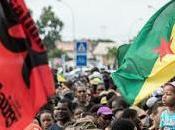 Guyana, solidarietà classe lavoratori lotta parte PCRF