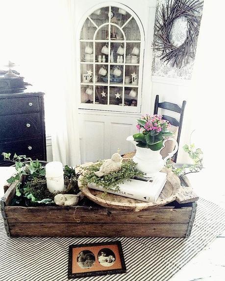 Una bella casa in stile farmhouse paperblog for Piani di casa in stile cottage cape cod