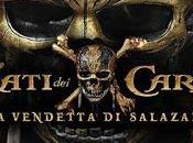 Pirati Caraibi: Vendetta Salazar, ecco character poster protagonisti!