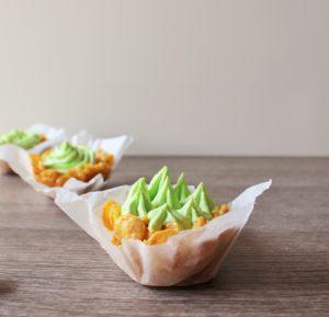 Cestini pasquali con corn flakes senza glutine