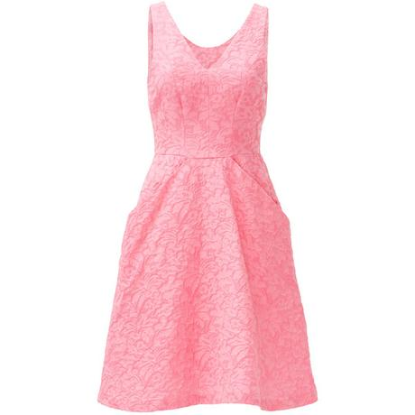 Rental Yoana Baraschi Pink Tabitha Dress