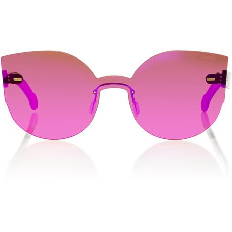 SUPER by RETROSUPERFUTURE Tuttolente Lucia Pink Sunglasses