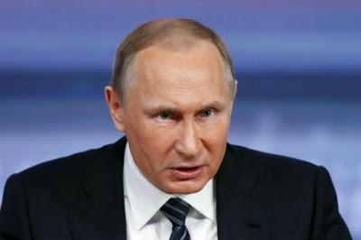 Per Putin i rapporti tra Russia e Stati Uniti sono peggiorati con l'elezione di Trump
