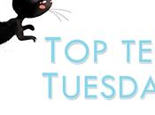 Tuesday: Most Unique Books I've Read