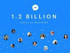 Facebook Messenger cresce ancora raggiunge miliardi utenti