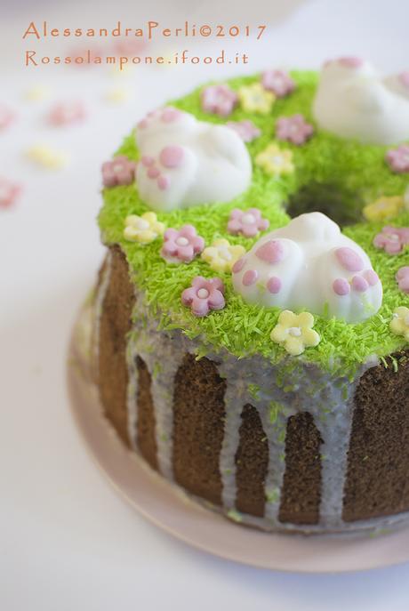BUNNY CHIFFON CAKE….. ovvero la mia prima FLUFFLOSA