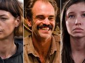 News personaggi promossi regular Walking Dead