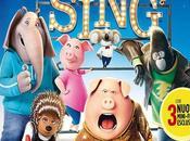 """Sing"" ""Passengers"" novità Universal Pictures Home Entertainment"
