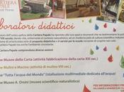 Musei della Cartiera Papale Ascoli Piceno: visita bambini