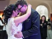 [Real Wedding] Dettagli scintillanti glitter dorati romantico matrimonio invernale