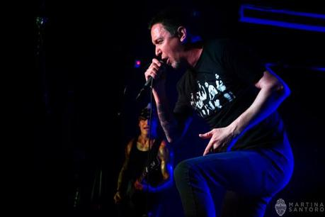 Sick Of It All / Growing Corcern / No More Lies @ Traffic, Roma – 11.4.2017