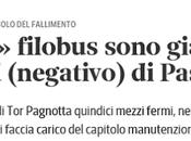 Miracolo sulla nomentana. filobus, pasquetta erano tutti rotti, sono tornati funzionare. diritto critica. alla mistificazione bugia. vergogna quanti, giornali inclusi, hanno montato notizia falsa!