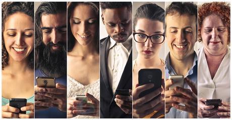 social media prima impressione