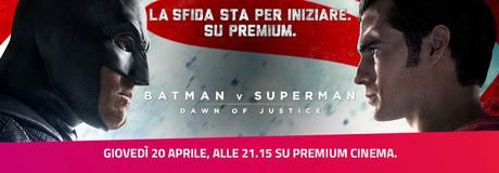 Batman v Superman: Dawn Of Justice stasera su Premium Cinema HD