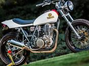 Yamaha Street Tracker Mule Motorcycles
