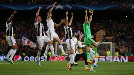 Barcellona-Juventus 0-0, nessuna sbavatura e si va in semifinale