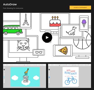 Autodraw: disegnare è un gioco da ragazzi