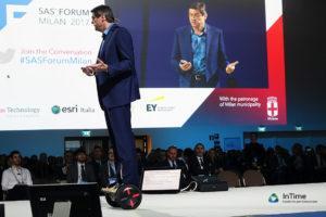 SAS Forum Milan 2017, la digital transformation è ora
