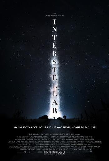 """Interstellar"" di Christopher Nolan"