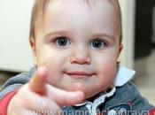 volto umano: scoperta bambini!