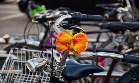 Andare al lavoro in bici riduce il rischio di malattie cardiache. I tragitti
