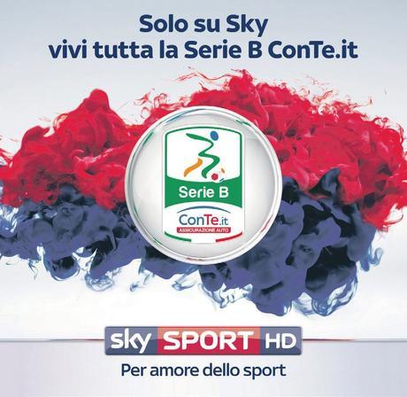 Sky Sport, Serie B Diretta 37a Giornata  - Palinsesto e Telecronisti Calcio