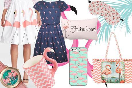 Flamingo Mania trend primavera 2017