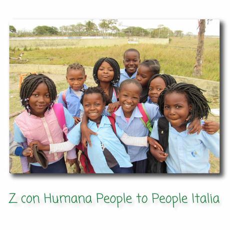 collaborazione Z con Hunana People to people italia