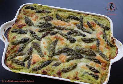 Lasagne agli asparagi (ricetta bimby)