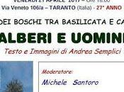 PRESENZA LUCANA Anno Tradizioni Popolari Alberi uomini: feste boschi Basilicata Calabria