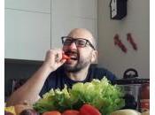 Spaghetti crema scarola, pinoli, uvetta olive taggiasche