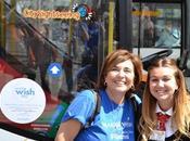 City Sightseeing Italia partner Make-a-Wish World Wish