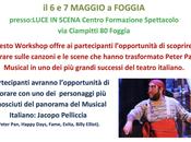 Workshop Peter Musical Jacopo Pelliccia Foggia