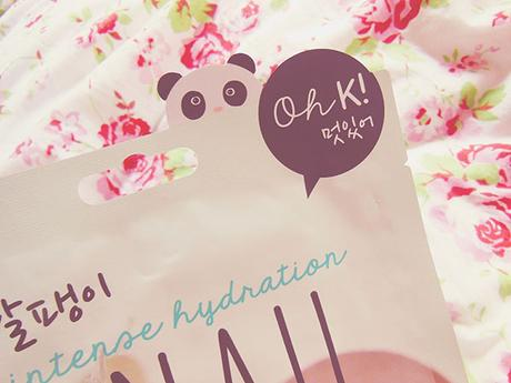 Oh K! Intense Hydration Snail Sheet Mask
