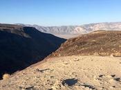 Descrizione della Death Valley (California) punti interesse