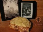 """MANGIA CIO' LEGGI #95: croque monsieur ispirato piccola erboristeria Montmartre"""" Donatella Rizzati"""