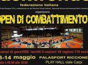 Taekwondo Open combattimento Riccione maggio: offerta Hotel Parco