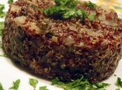Quinoa rossa daikon