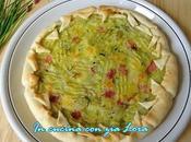 Torta patate facile leggera