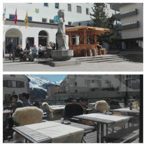 St. Moritz e i suoi panorami da cartolina, al di là del lusso
