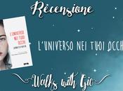 """Recensione """"L'universo tuoi occhi"""" Jennifer Niven"""