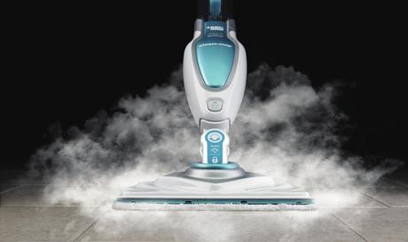 Il vapore dei lavapavimenti steam mop di black decker per pulire perfettamente la casa senza l - Lavapavimenti per casa ...