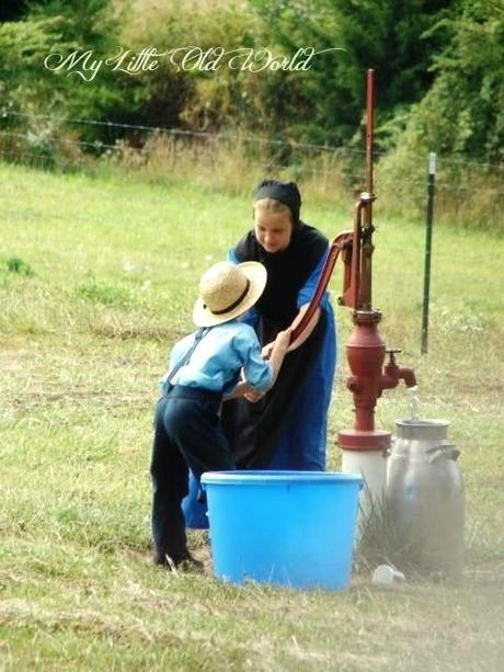 Living the old ways ~ The Amish Culture.