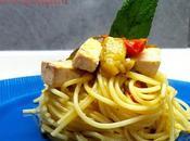 Spaghetti spada melanzane light