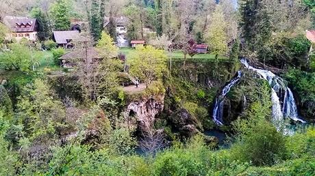 Vacanza in Croazia Cascate Rastoke