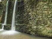 Un'antica diga Tuscania