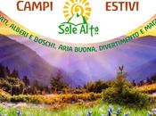 Campi estivi giornalieri residenziali Sole Alto Rosola Zocca