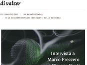 Intervista Marco Freccero Morena Fanti