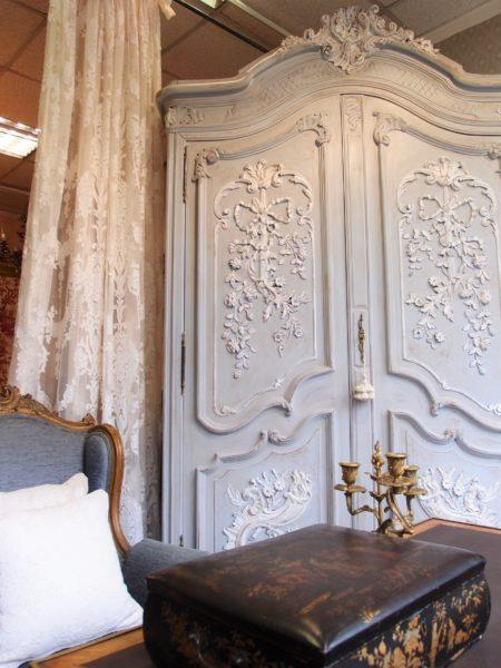 I mobili antichi francesi laccati e patinati cos freschi e chic paperblog - Mobili antichi francesi ...